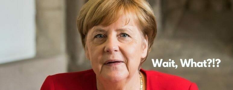 Angela Merkel Funny