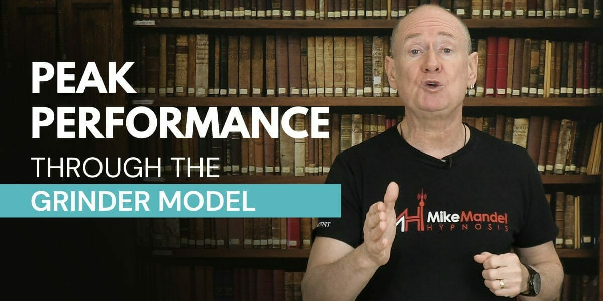 Mike Mandel Grinder Model Peak Performance